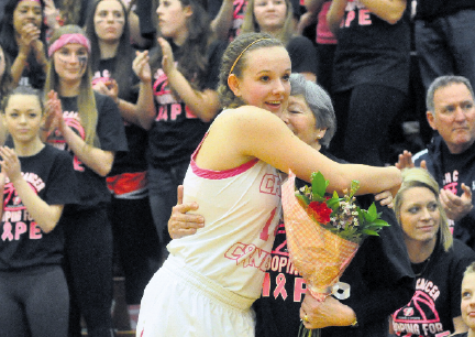 'Catfight for Cancer' returning for this week's Lynden-LC games